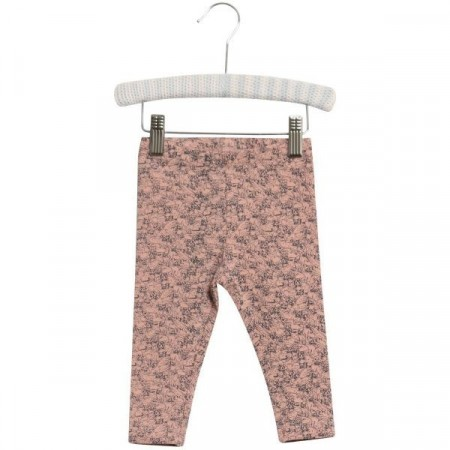 Wheat - Jersey leggings, misty rose