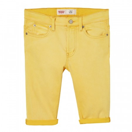 Levi's - Shorts bermuda 511, old gold