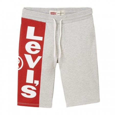 Levi's - Bomull shorts, gris chine