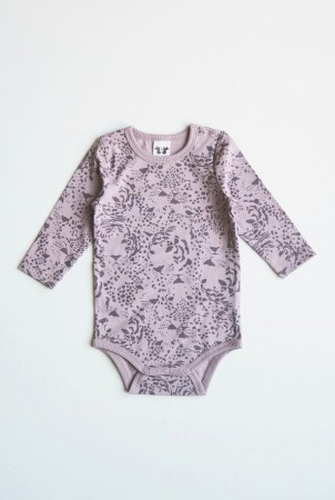 By Heritage  - Cleo body, print purple