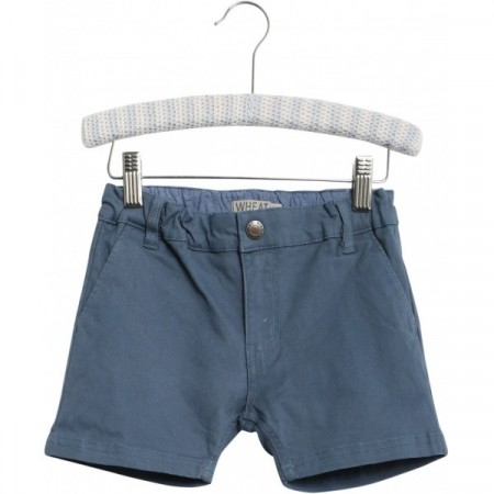 Wheat - Ditmer chino shorts, bering sea