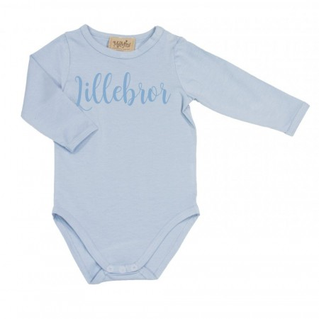 MeMini - Lillebror body, summer blue