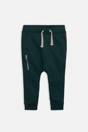 Hust & Claire - Georg joggebukse, pine green