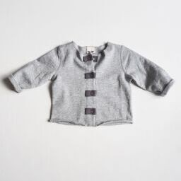 By Heritage - Julia jacket grey melange