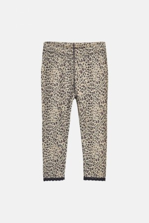Hust & Claire - Lili leggings, wheat
