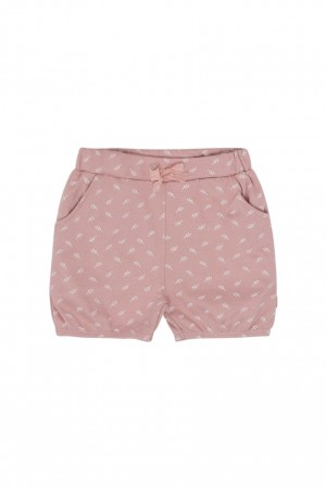 Hust & Claire - Shorts, desert red