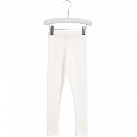 Wheat - Rib legging, ivory