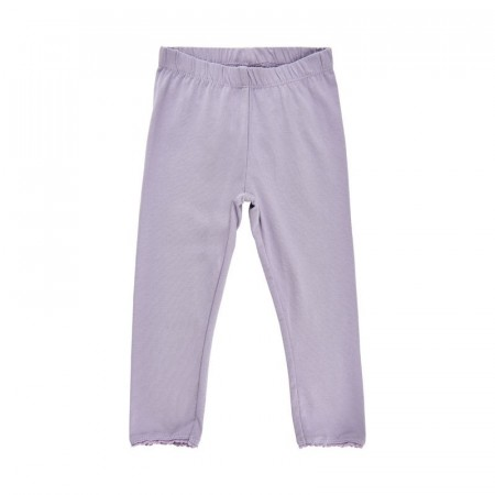 Me Too - Legging, lavender gray