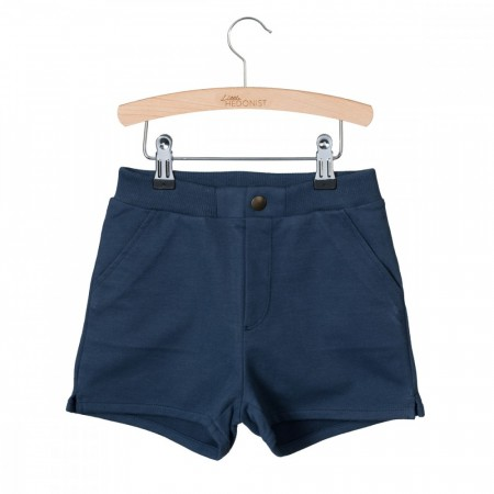 Little Hedonist - Billy shorts, black iris