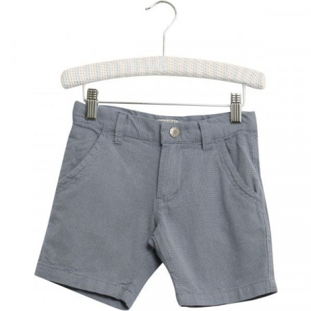 Wheat - Normann shorts, ashley blue