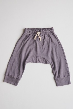 By Heritage - Sixten trousers, purple