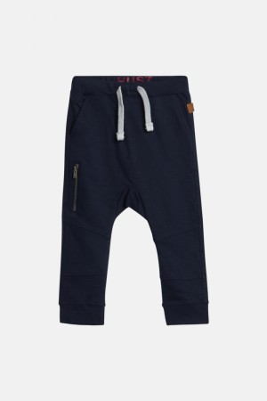 Hust & Claire - Georg joggebukse, navy