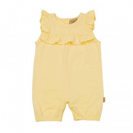 MeMini - Polly jumpsuit, pale yellow